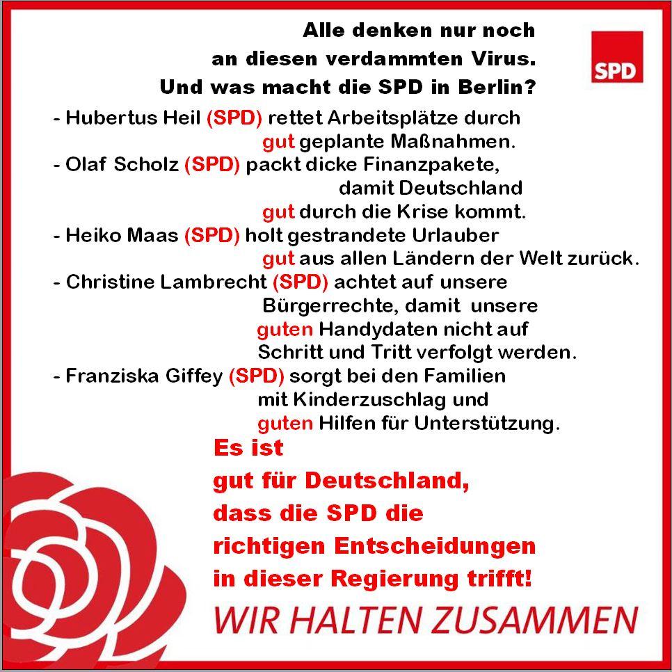 SPD-Gut für Deutschland