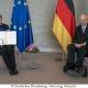 Bundespräsident Frank-Walter Steinmeier verleiht Barbara Hendricks das Bundesverdienstkreuz I. Klasse