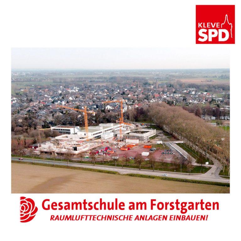 Anfrage der SPD-Fraktion Pandemiebekämpfung in Schulen