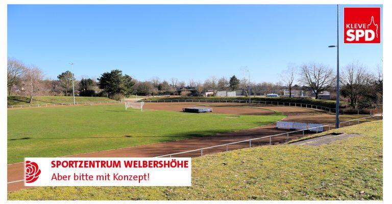 Planungskonzept Sportzentrum Bresserberg